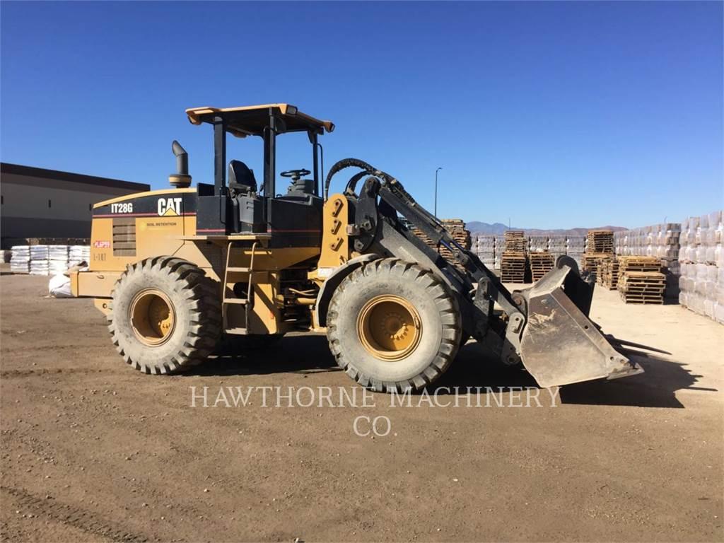 Caterpillar IT28G, Chargeuse sur pneus, Équipement De Construction