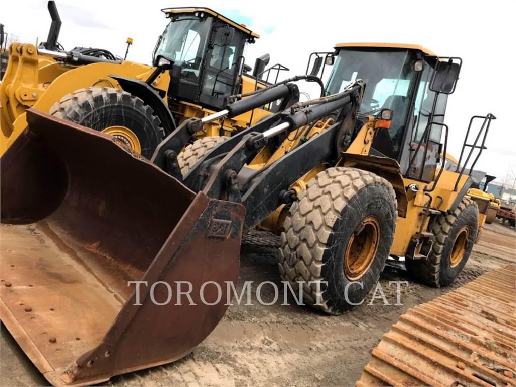 Caterpillar IT62G, Ładowarki kołowe, Sprzęt budowlany