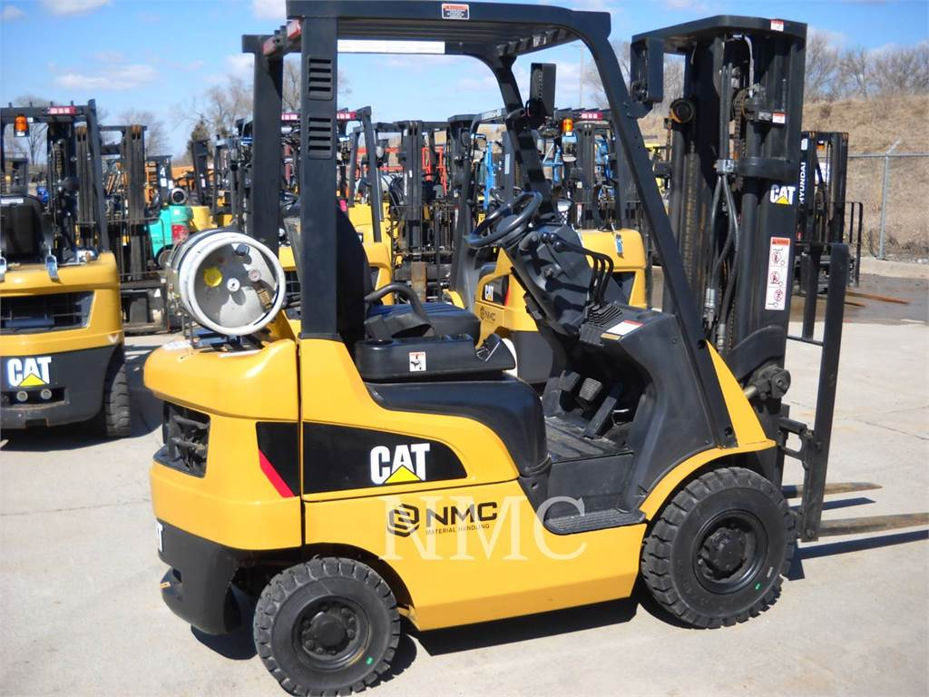 Caterpillar LIFT TRUCKS 2P3000_MC, Misc Forklifts, Material Handling