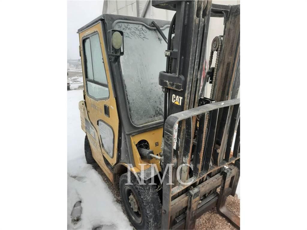 Caterpillar LIFT TRUCKS 2P5000_MC, Misc Forklifts, Material Handling