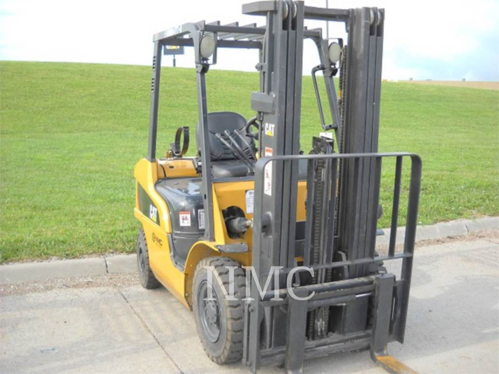 Caterpillar LIFT TRUCKS 2P50004_MC, forklifts, Material Handling