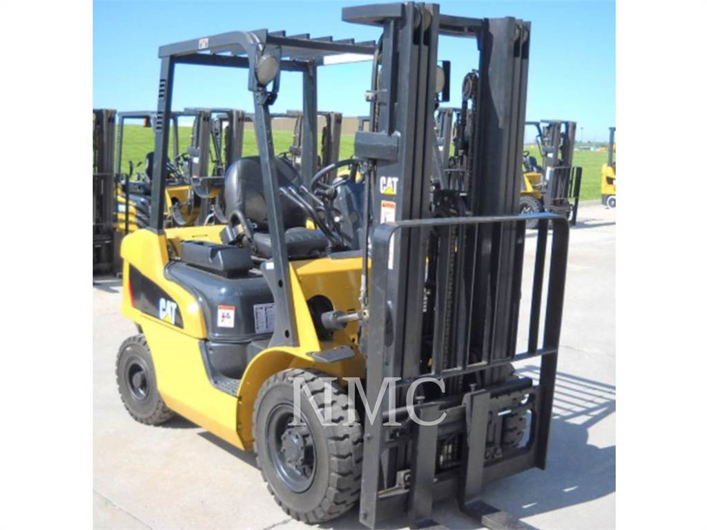 Caterpillar LIFT TRUCKS 2P50004_MC, Heftrucks overige, Laden en lossen