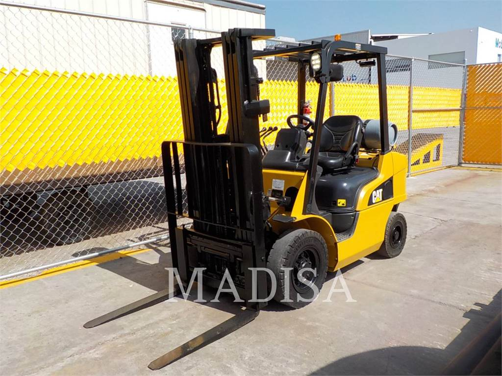 Caterpillar LIFT TRUCKS 2P5000, forklifts, Material Handling