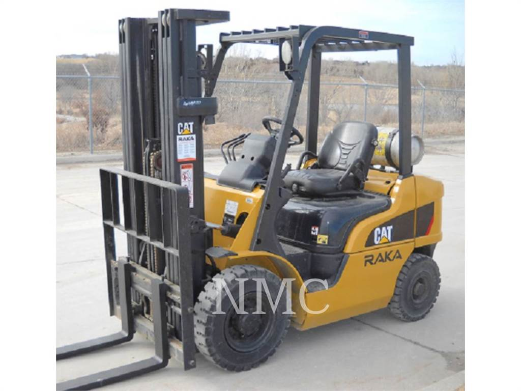 Caterpillar LIFT TRUCKS 2P50004_MC, Misc Forklifts, Material Handling