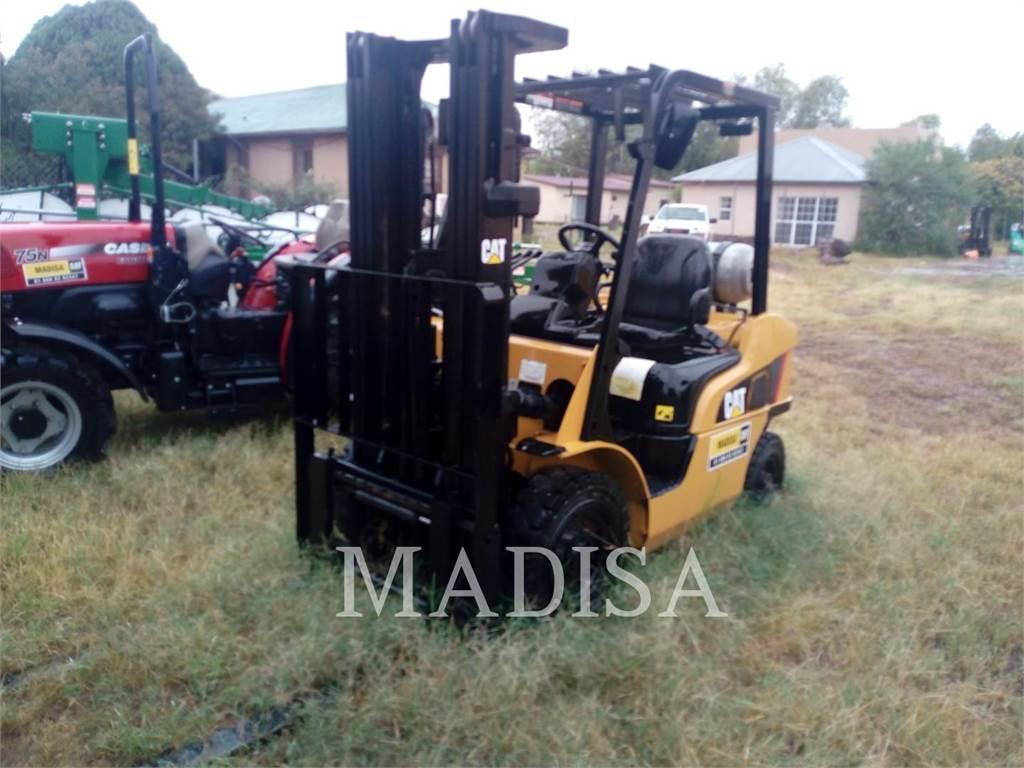Caterpillar LIFT TRUCKS 2P5000, Autres Chariots élévateurs, Manutention