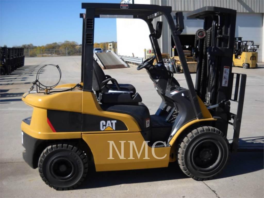 Caterpillar LIFT TRUCKS 2P60004_MC, Misc Forklifts, Material Handling