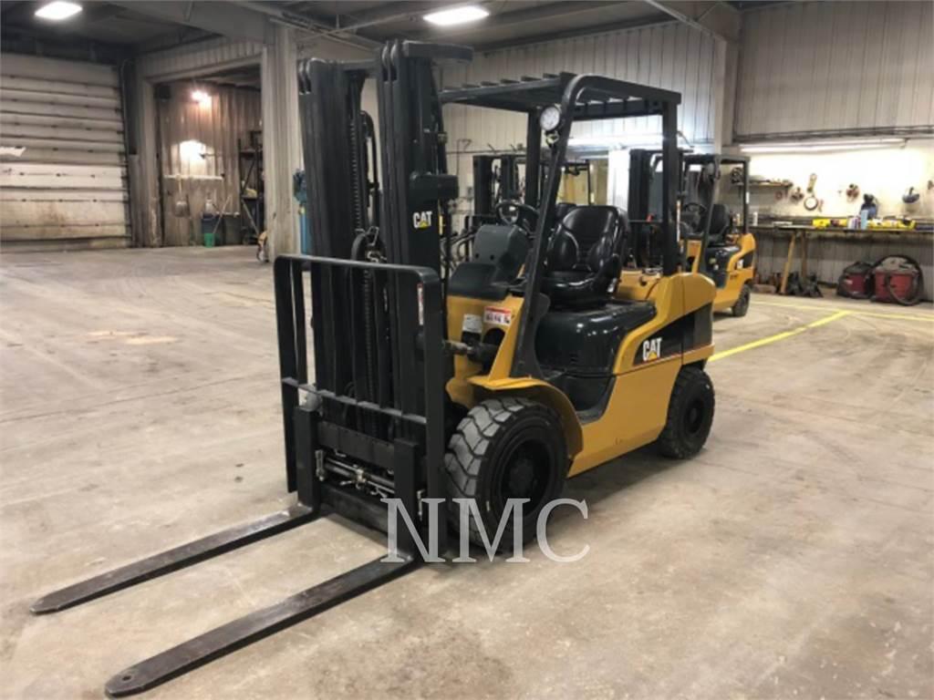 Caterpillar LIFT TRUCKS 2P6000_MC, Misc Forklifts, Material Handling