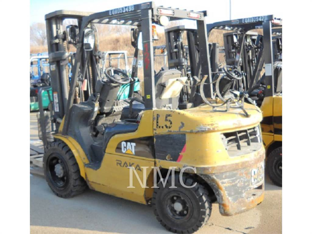 Caterpillar LIFT TRUCKS 2P6500_MC, Misc Forklifts, Material Handling