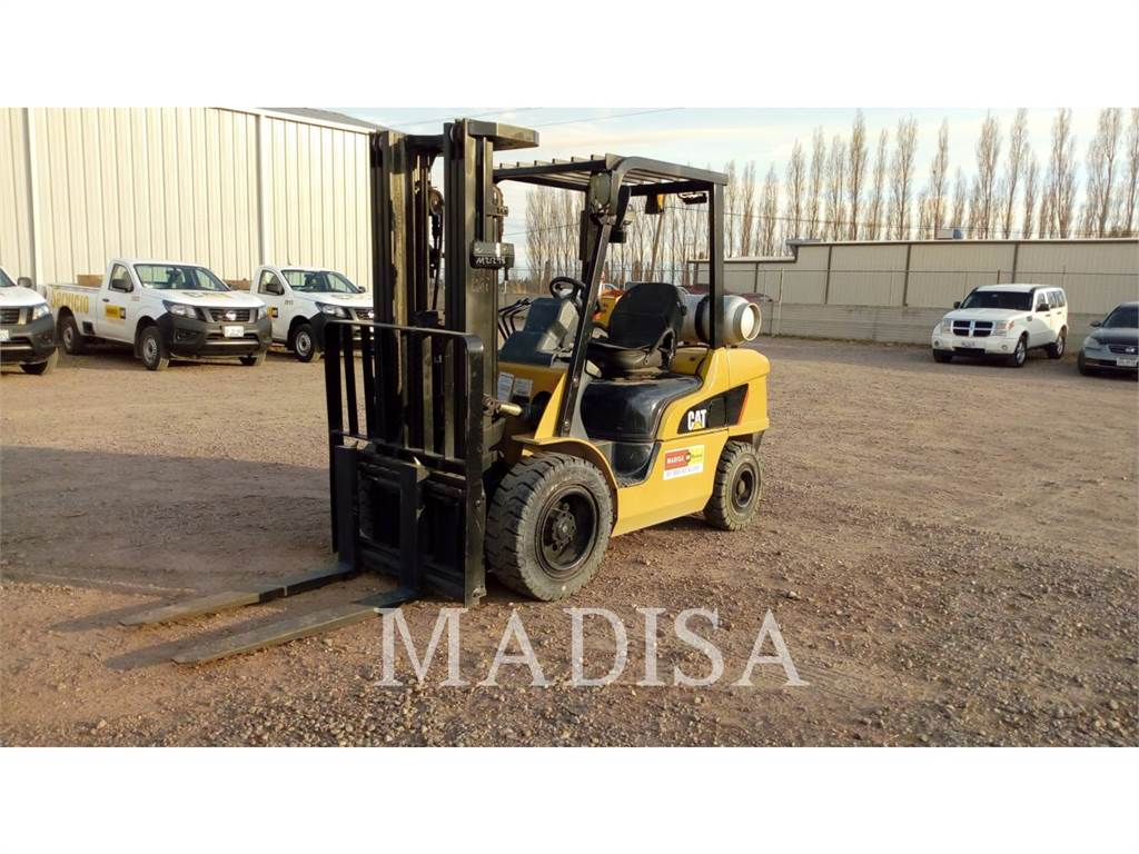 Caterpillar LIFT TRUCKS 2P7000, forklifts, Material Handling