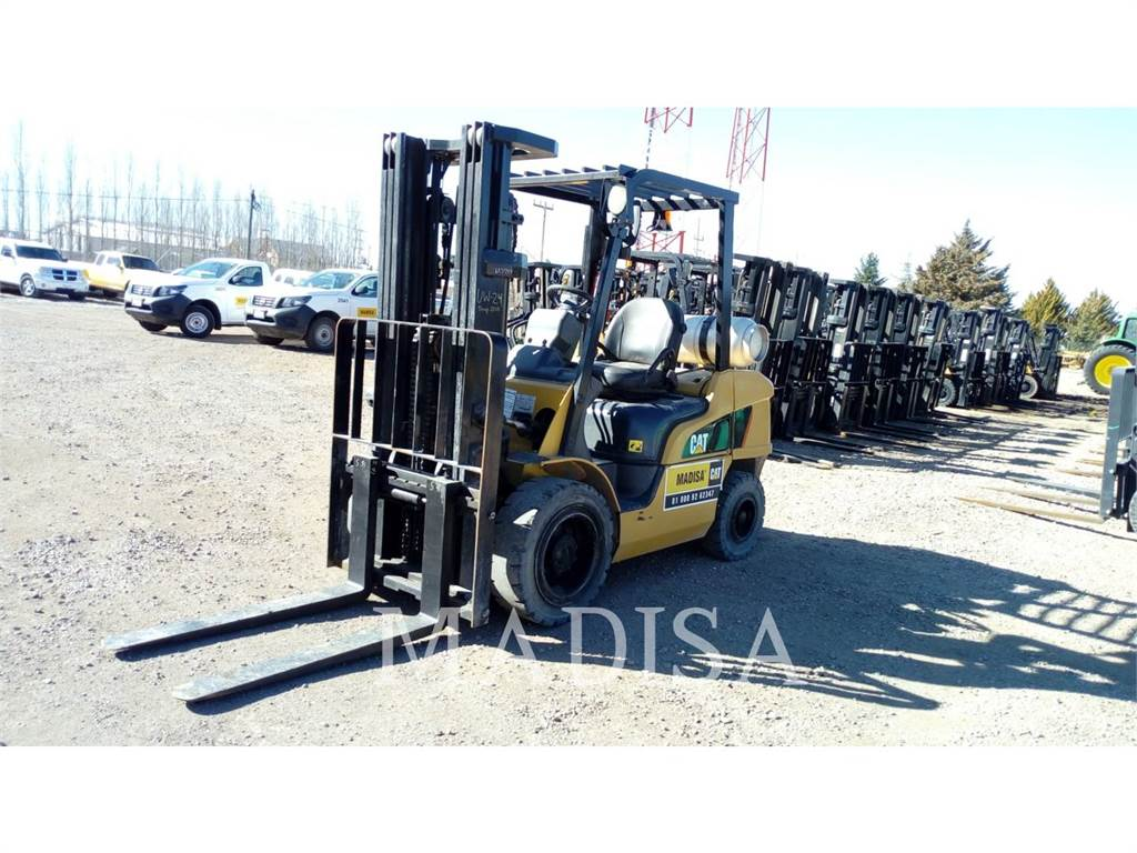 Caterpillar LIFT TRUCKS 2P7000, carrelli elevatori a forche, Movimentazione materiali