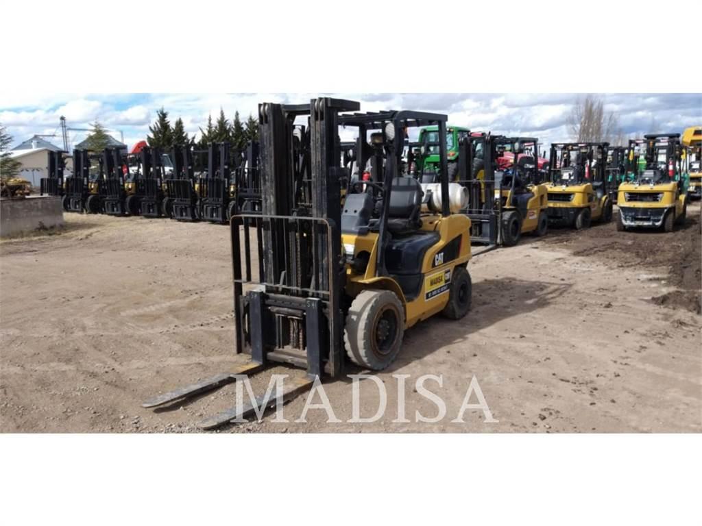 Caterpillar LIFT TRUCKS 2P7000-GLE, carrelli elevatori a forche, Movimentazione materiali