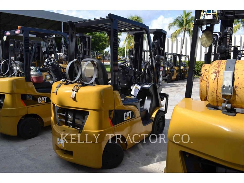 Caterpillar LIFT TRUCKS C5000, Autres Chariots élévateurs, Manutention
