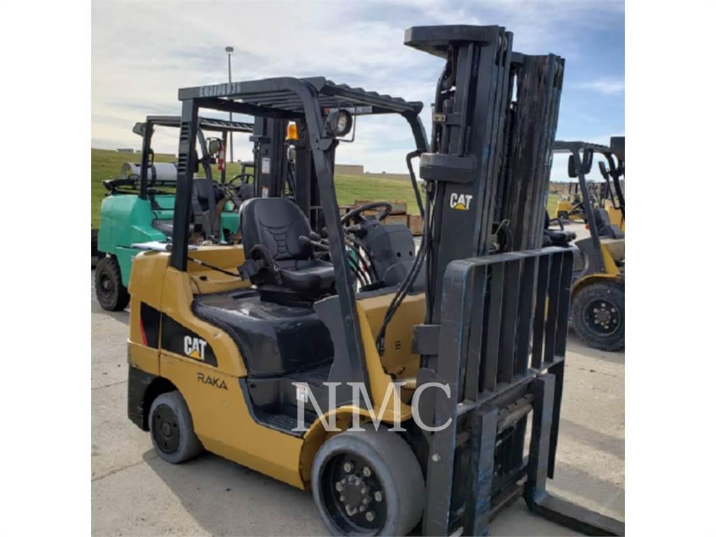 Caterpillar LIFT TRUCKS C6500_MC, Misc Forklifts, Material Handling