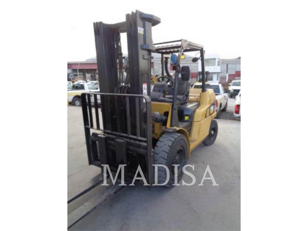 Caterpillar LIFT TRUCKS DP50CNM1, Chariots diesel, Manutention