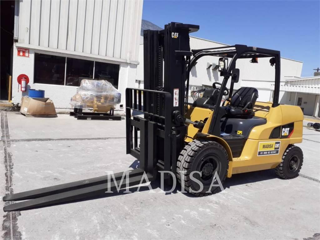 Caterpillar LIFT TRUCKS DP50NM1, Chariots diesel, Manutention