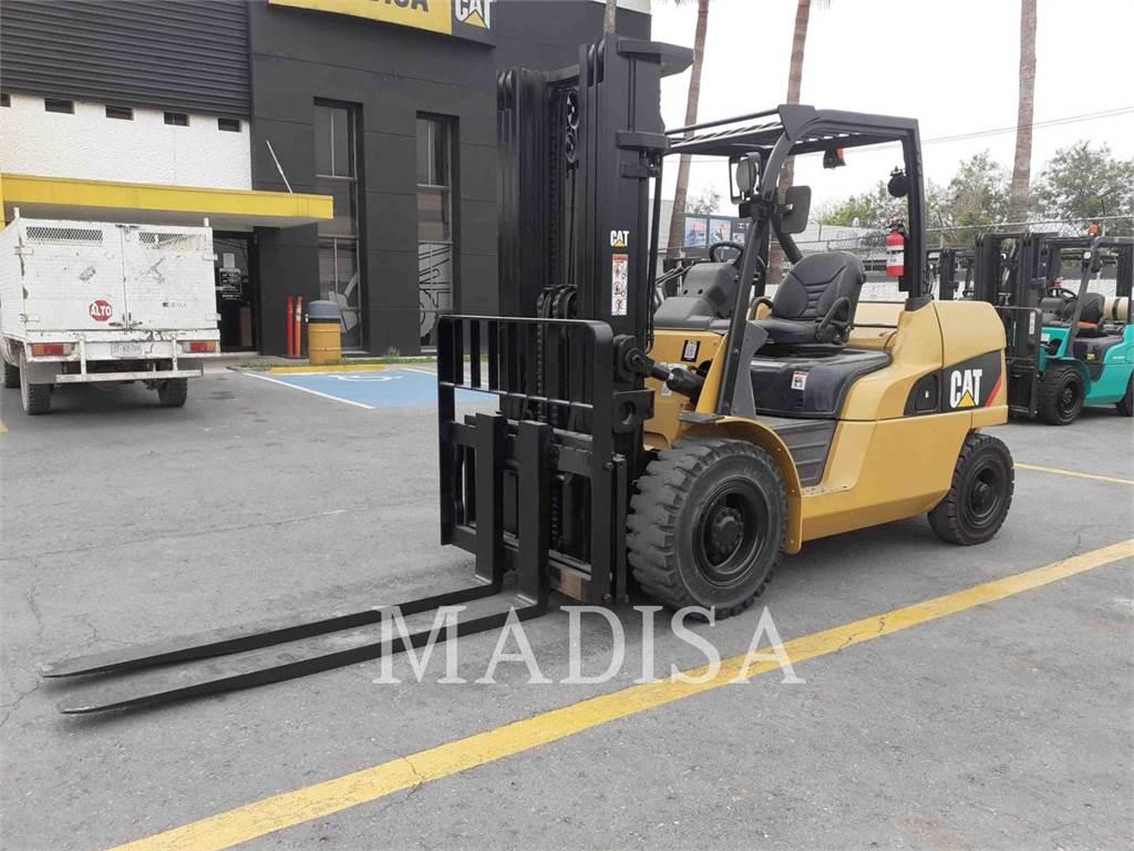 Caterpillar LIFT TRUCKS DP50NM1, Diesel Forklifts, Material Handling