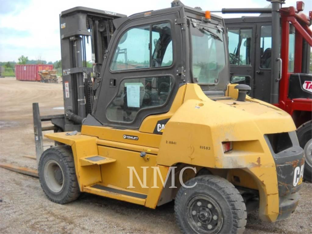 Caterpillar LIFT TRUCKS DP70_MC, Misc Forklifts, Material Handling