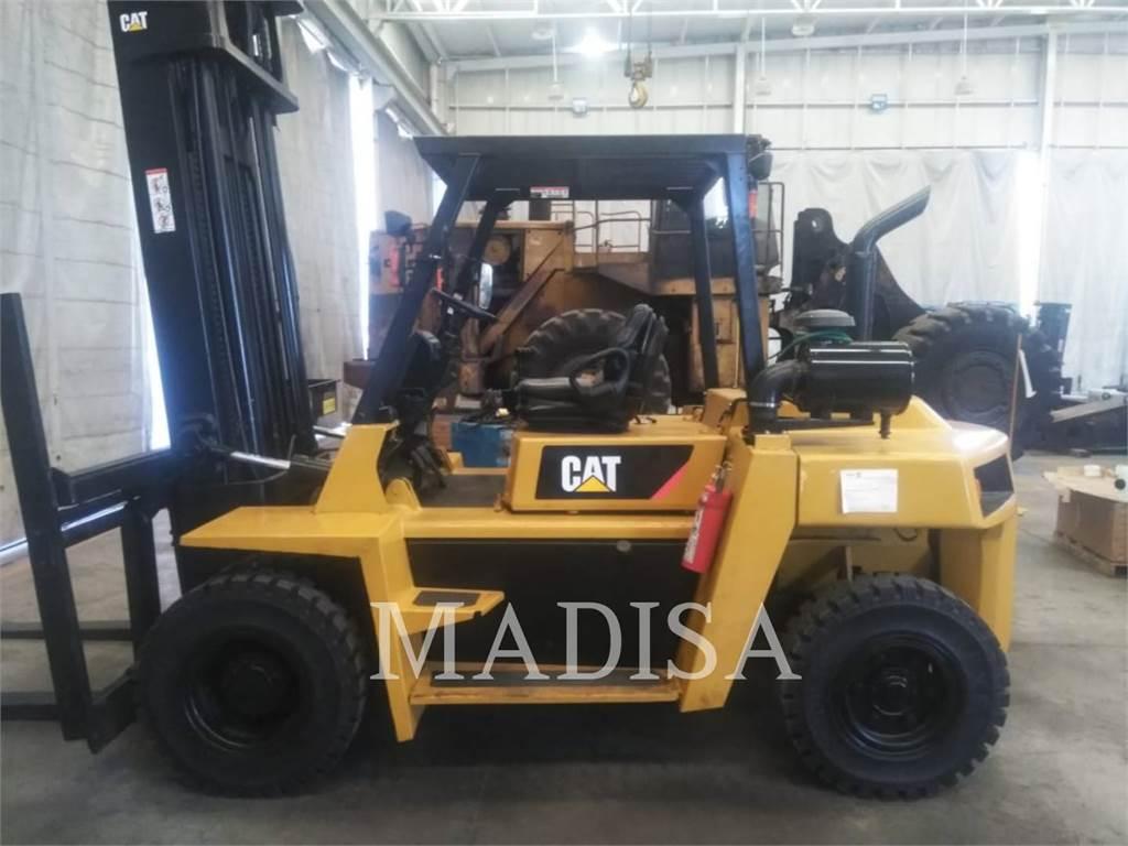 Caterpillar LIFT TRUCKS DP70, Chariots diesel, Manutention