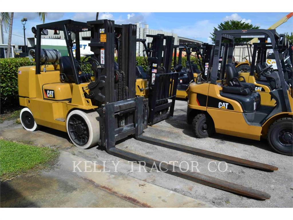 Caterpillar LIFT TRUCKS GC70K, carrelli elevatori a forche, Movimentazione materiali