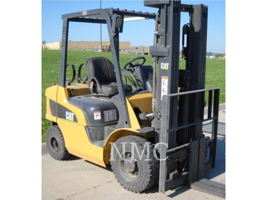 Caterpillar LIFT TRUCKS GP25N5_MC, Misc Forklifts, Material Handling