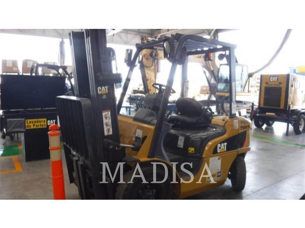 Caterpillar LIFT TRUCKS GP25N5-LE, Misc Forklifts, Material Handling