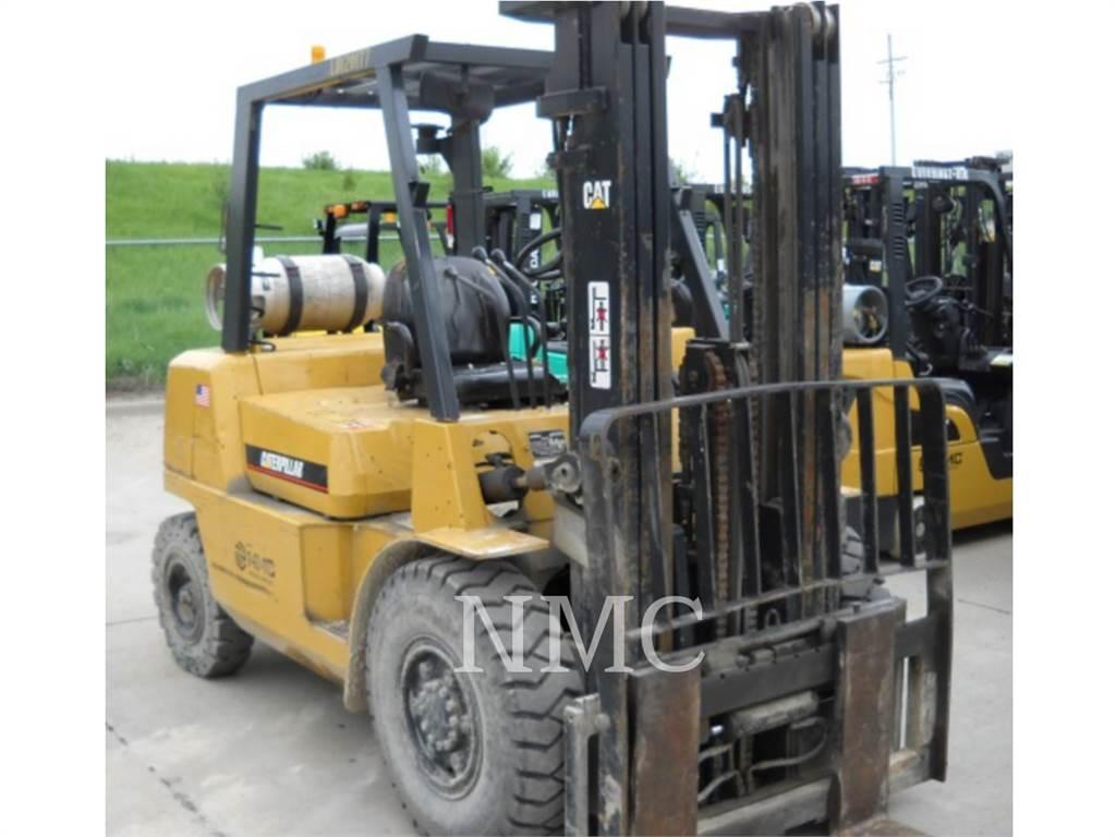 Caterpillar LIFT TRUCKS GP40KL_MC, Misc Forklifts, Material Handling
