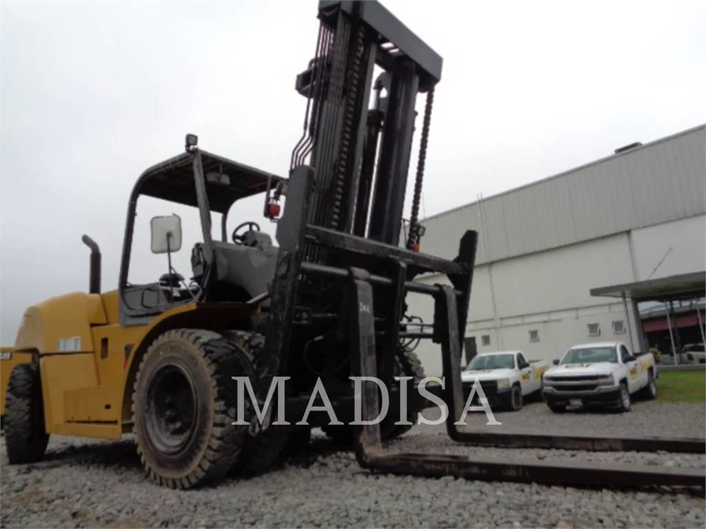 Caterpillar LIFT TRUCKS P33000D、ディーゼル・軽油、資材運搬車