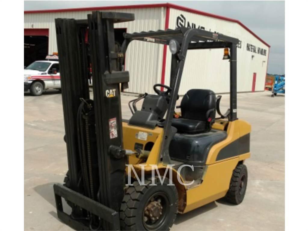 Caterpillar LIFT TRUCKS P5000_MC, Misc Forklifts, Material Handling