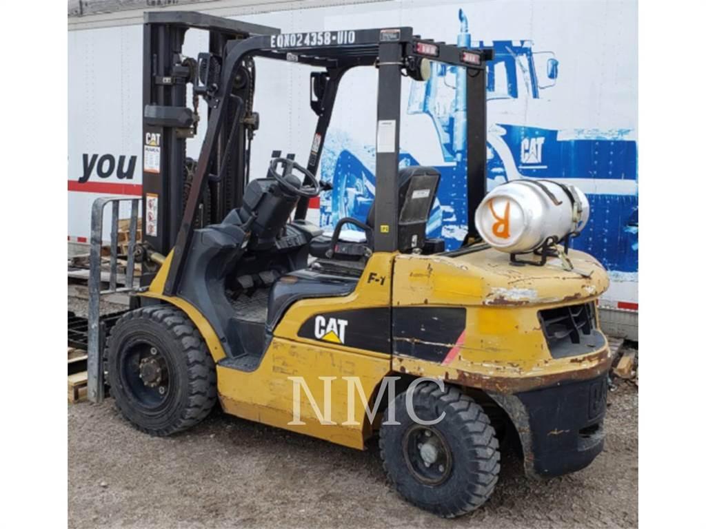 Caterpillar LIFT TRUCKS P6500LP_MC, Misc Forklifts, Material Handling