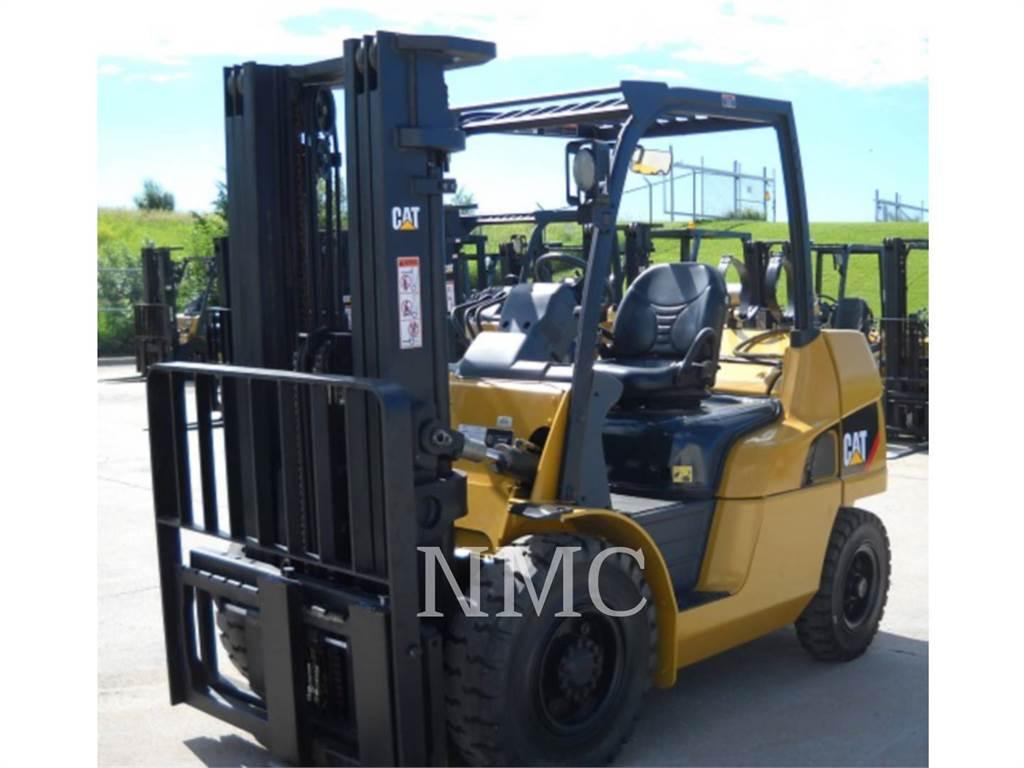 Caterpillar LIFT TRUCKS P8000_MC, Electric Forklifts, Material Handling