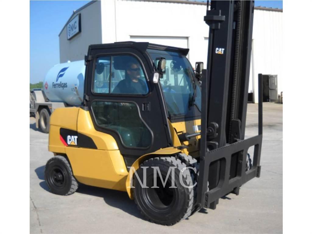 Caterpillar LIFT TRUCKS PD11000_MC, Diesel Forklifts, Material Handling
