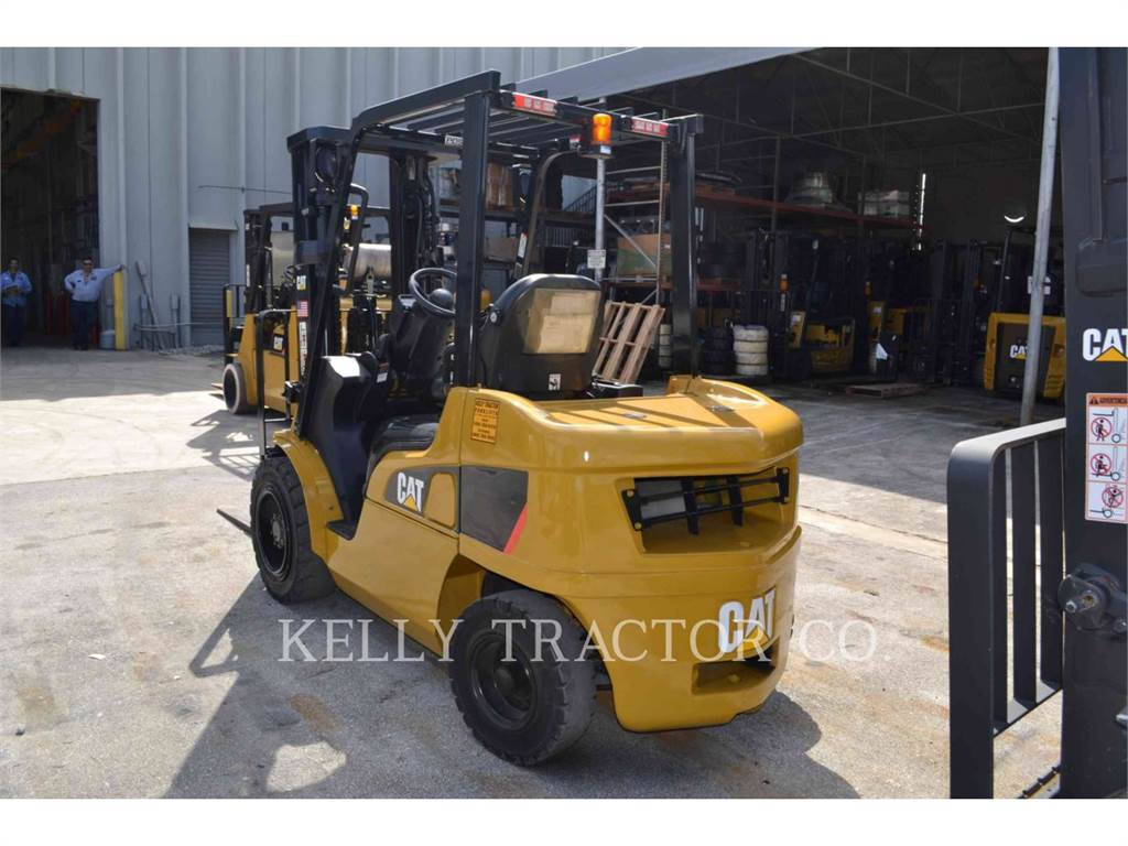 Caterpillar LIFT TRUCKS PD6000, Diesel Forklifts, Material Handling