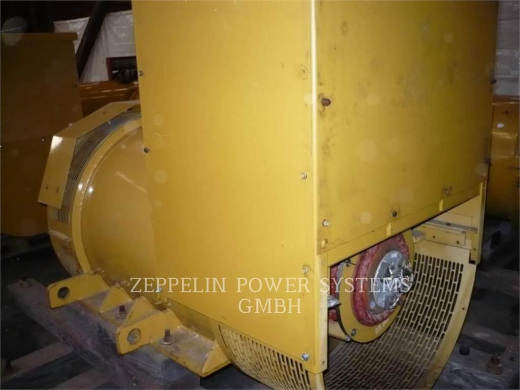 Caterpillar LS, Stationary Generator Sets, Construction