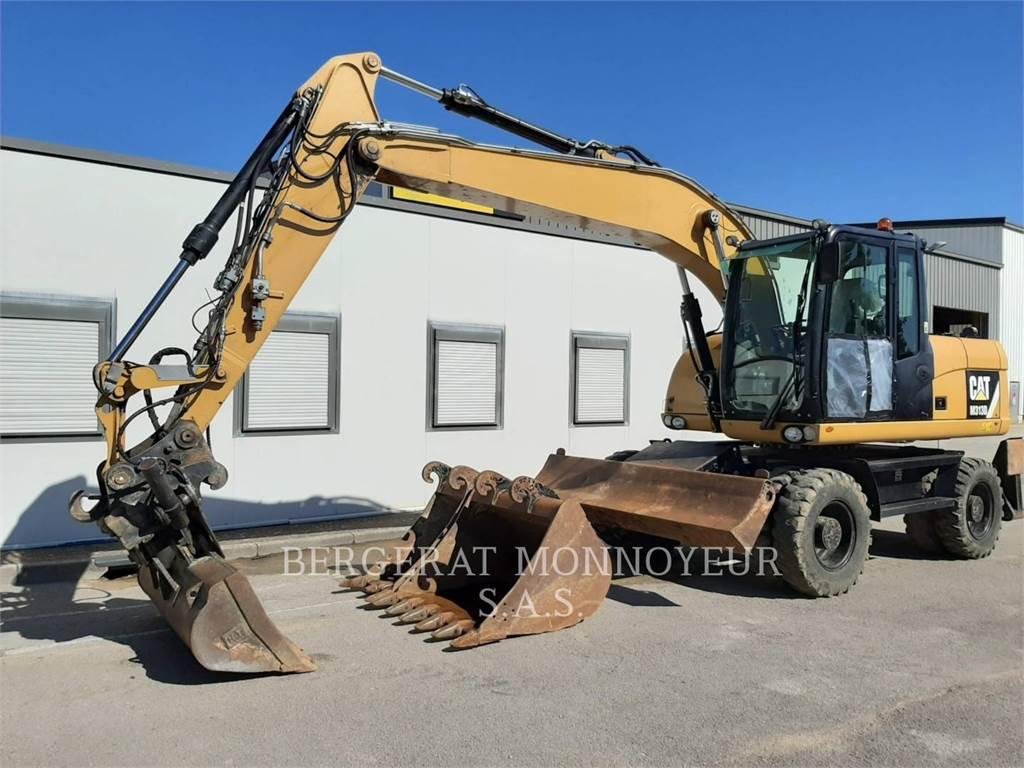 Caterpillar M313D, mobilbagger, Bau-Und Bergbauausrüstung