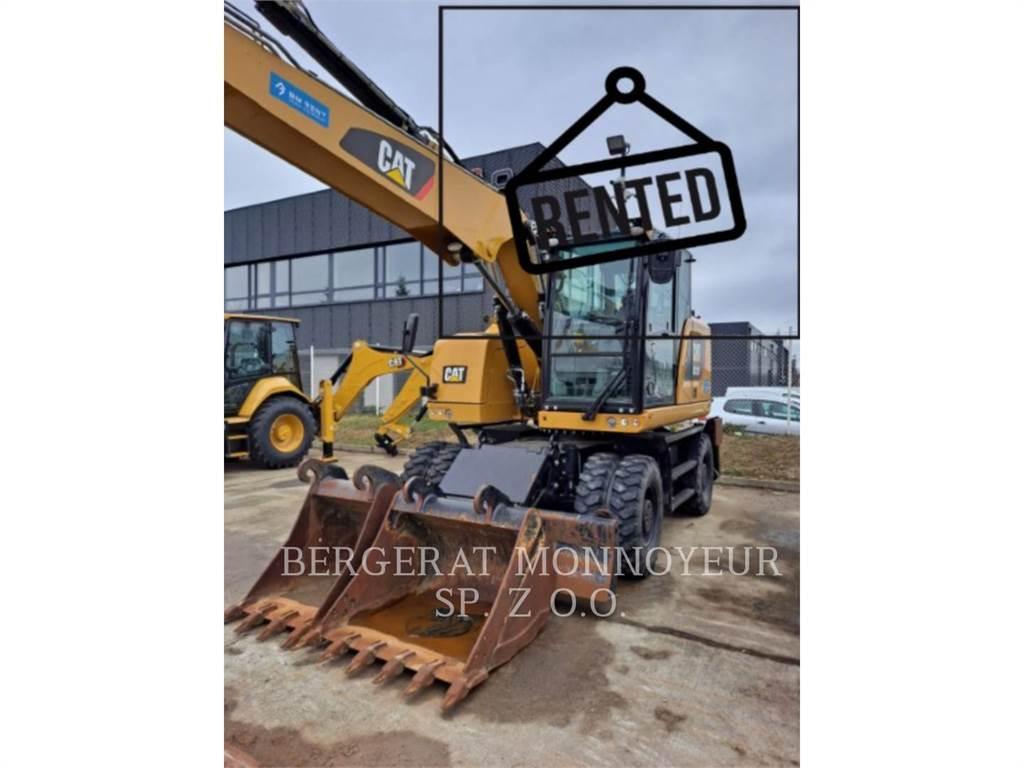 Caterpillar M315F, koparki kołowe, Sprzęt budowlany