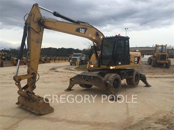 Caterpillar Decals Heavy Equipment >> Caterpillar M316D for sale Raleigh, NC Price: $125,000, Year: 2012 | Used Caterpillar M316D ...