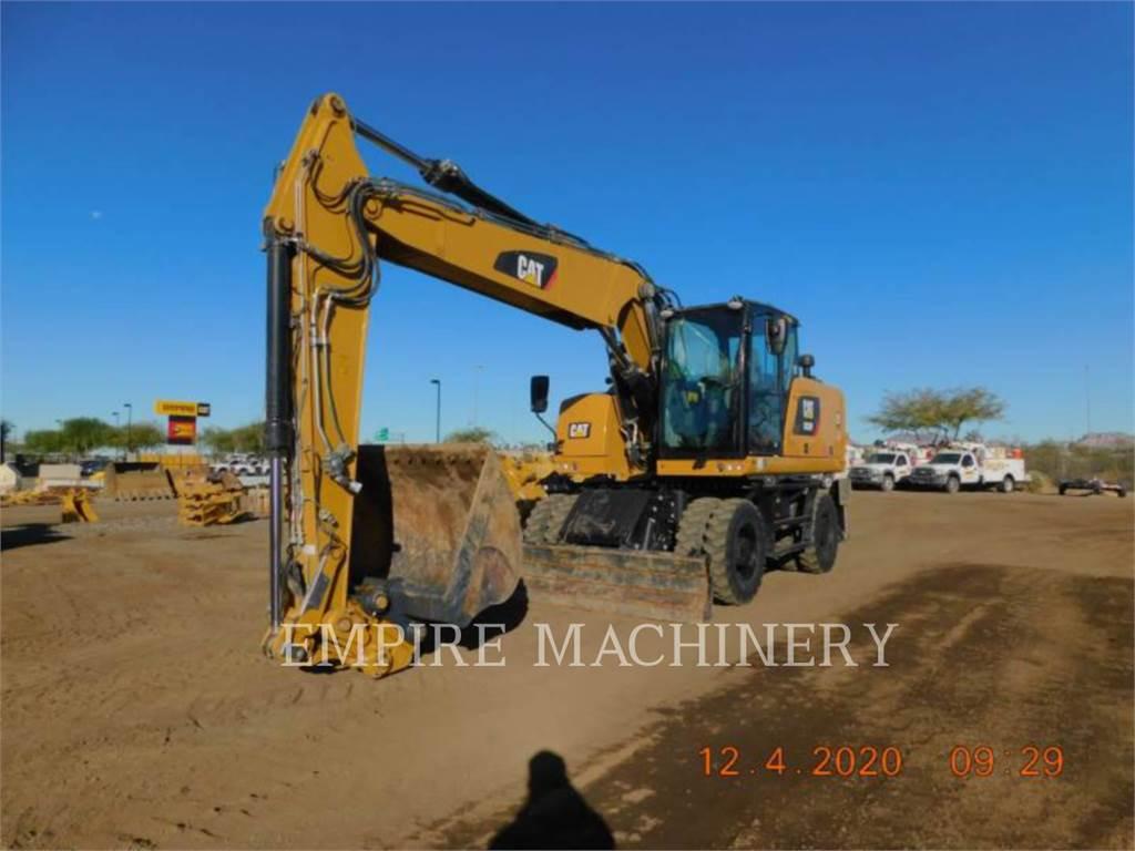 Caterpillar M320FL, Escavadoras de rastos, Equipamentos Construção