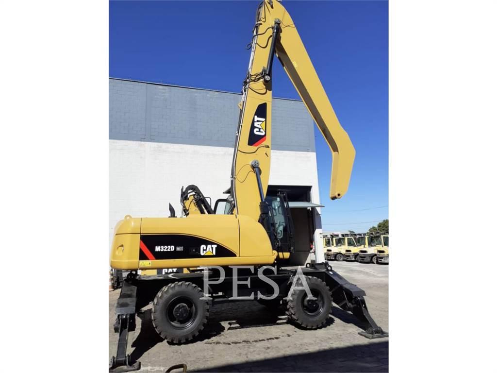 Caterpillar M322DMH, mobilbagger, Bau-Und Bergbauausrüstung