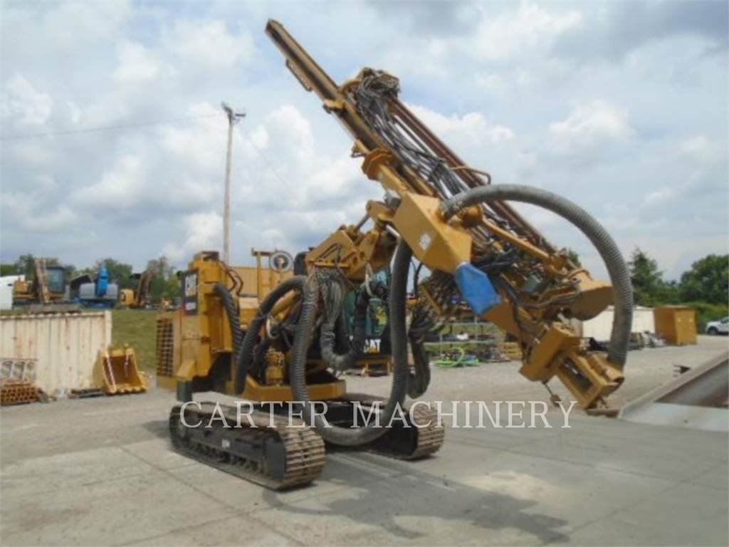 Caterpillar MD5050, Heavy Drills, Construction