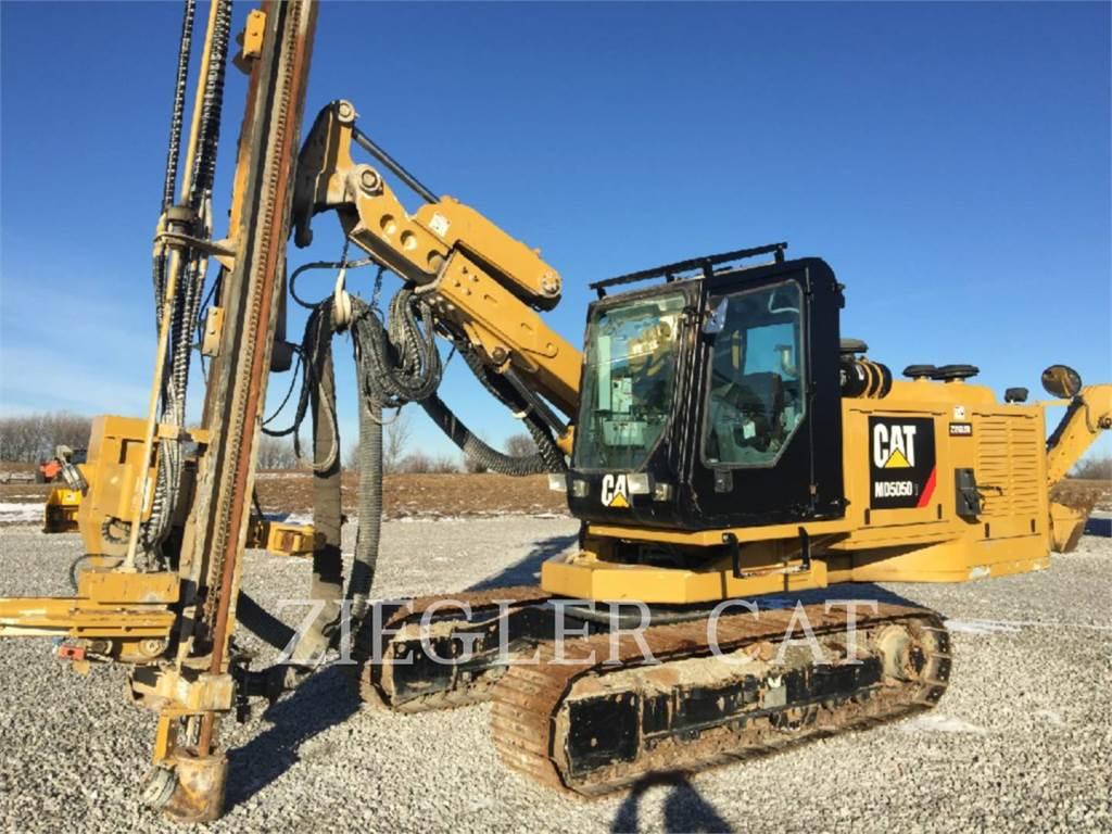Caterpillar MD5050T, Schwere Bohrer, Bau-Und Bergbauausrüstung