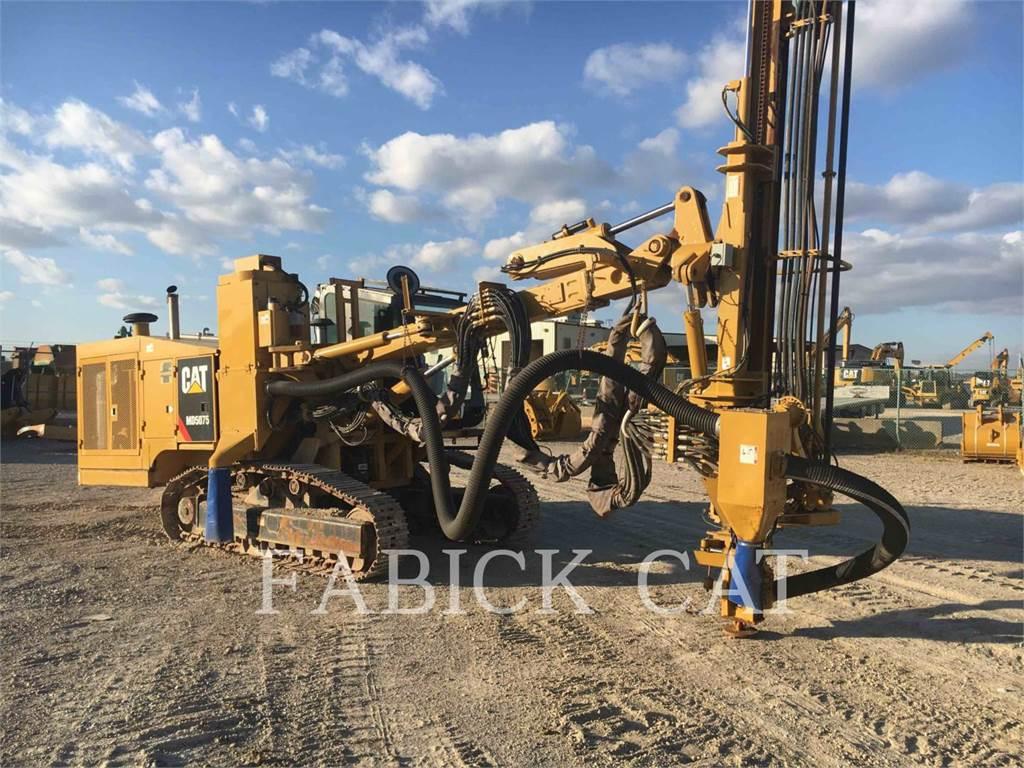 Caterpillar MD5075, Schwere Bohrer, Bau-Und Bergbauausrüstung