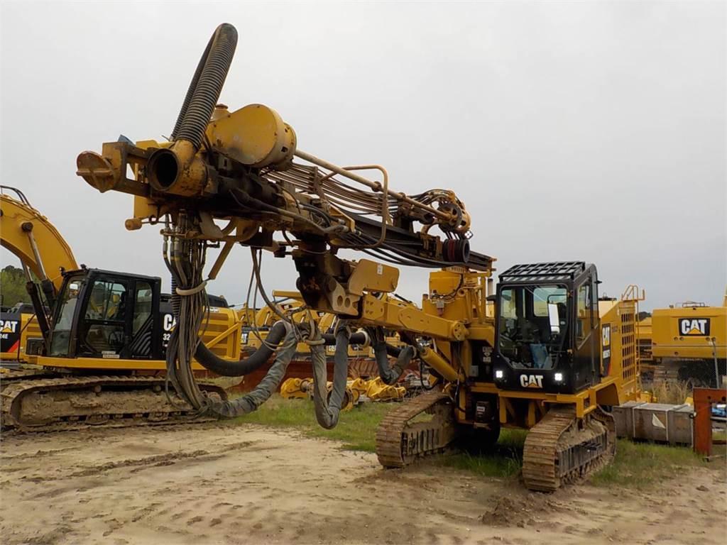 Caterpillar MD5075, Ciężkie wiertnice, Sprzęt budowlany