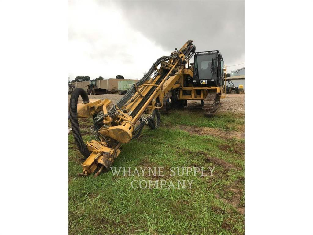 Caterpillar MD5075, Heavy Drills, Construction