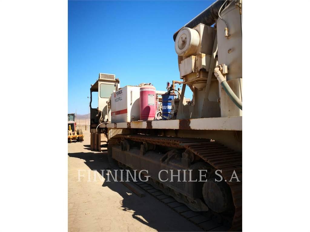 Caterpillar MD6420, Surface drill rigs, Construction