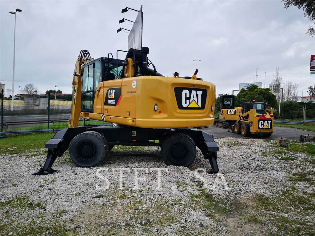 Caterpillar MH3022, mobilbagger, Bau-Und Bergbauausrüstung