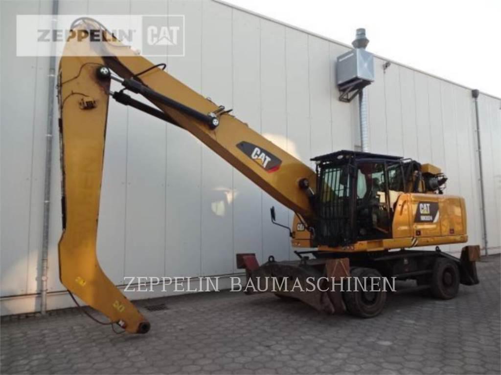 Caterpillar MH3024, escavatori gommati, Attrezzature Da Costruzione