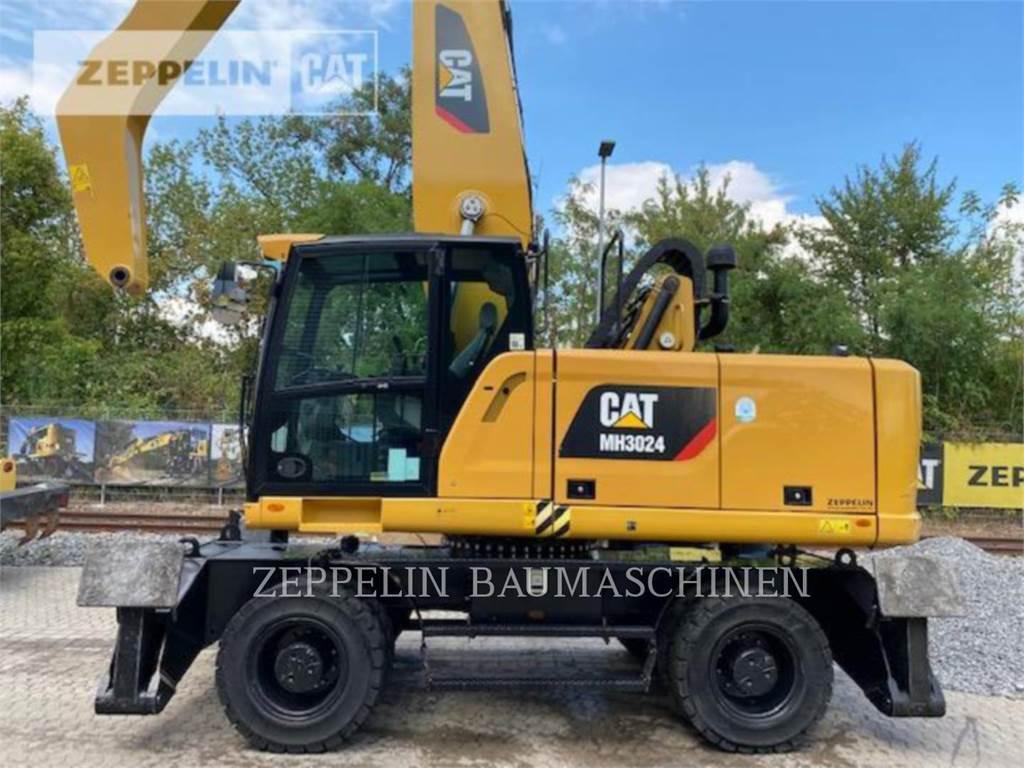 Caterpillar MH3024, material handlers / demolition, Construction