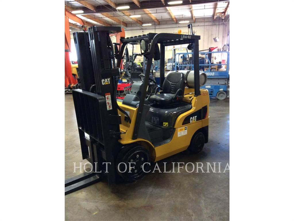 Caterpillar MITSUBISHI C5000-LE, forklifts, Material Handling