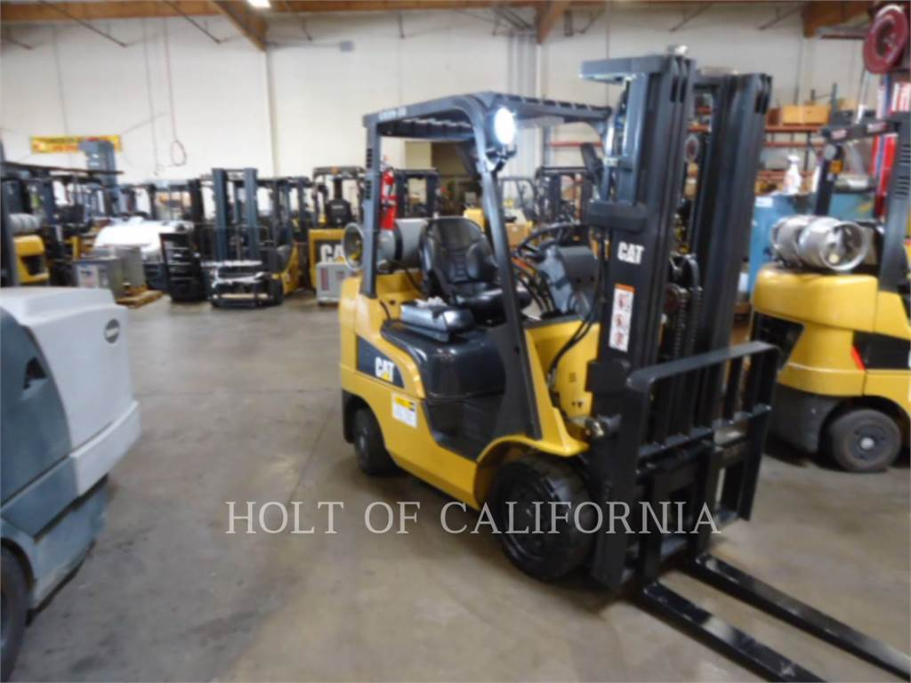 Caterpillar MITSUBISHI C5000-LE, Misc Forklifts, Material Handling