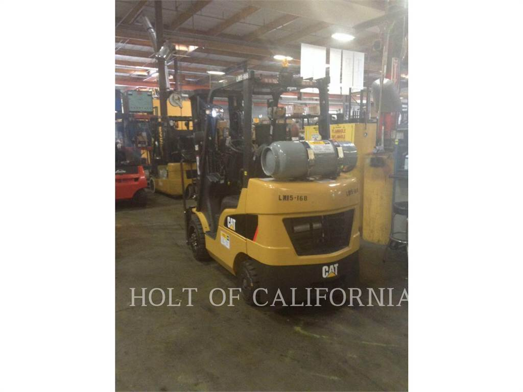 Caterpillar MITSUBISHI C6000-LE, Misc Forklifts, Material Handling